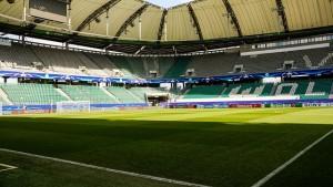 Naldo spielt nicht mehr für Wolfsburg