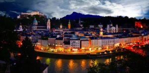 Im schönen Salzburg feierte Uchida sein Comeback.