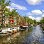 Huntelaar zurück aus Amsterdam.